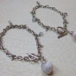 貝殻ブレスレット