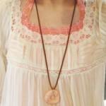 ドーナツ型ネックレス ¥1260