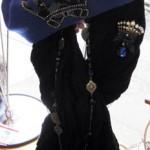 王冠ベレー帽 ロイヤルブルー ¥2205