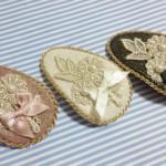 スリーピン ピンク 3色 ¥1575