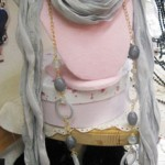 アイスグレーリングネックレス ¥2520