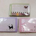 メッセージカード ¥252