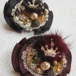 王冠ブローチ ¥1575