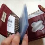 アリス・赤ずきん折りたたみ財布