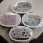 お弁当箱 4段タイプ ¥1260