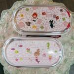 2段式お弁当箱 ¥1680