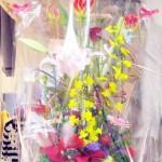 7周年 お花