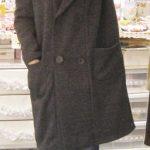フード付コート