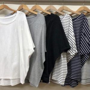 綿100%ビックTシャツ