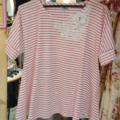 BONA ボーダーTシャツ